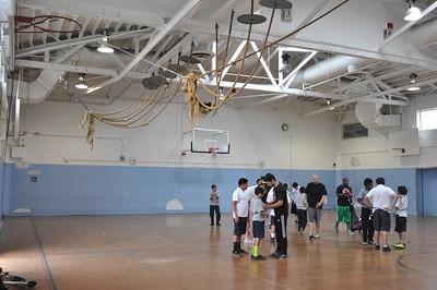 Boy's Gym