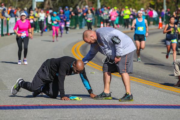 2015 Richmond Marathon and 1/2 Marathon