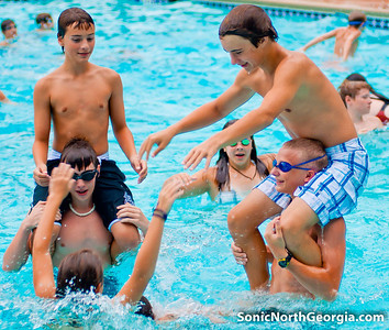 Bershire Barracudas Swim Team Year End Party 2011