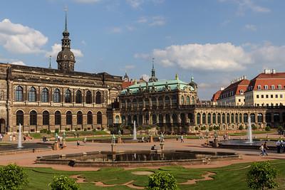 Dresden & Frankfurt 2018