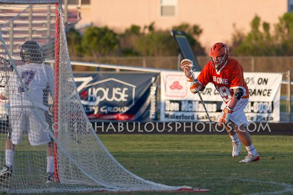Boone Boys JV Lacrosse 2011 - #19