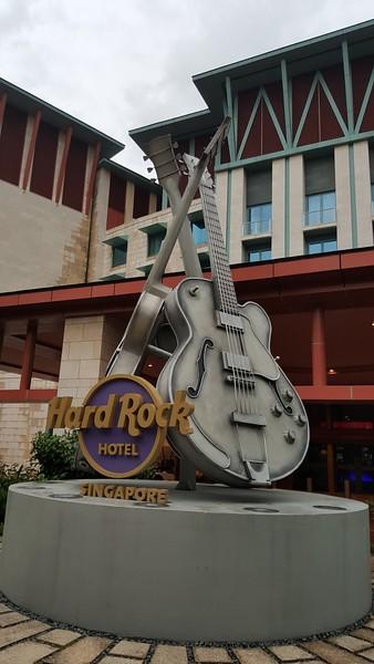 Hard Rock Hotel Resorts World Sentosa