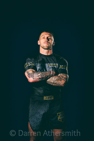 Fighter Portraits - Ryan Thomas