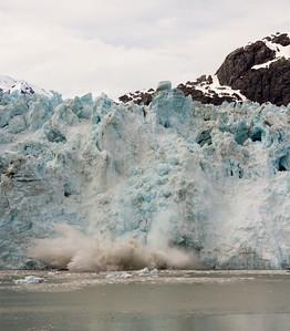 Glacier Bay and Sailing Scenery