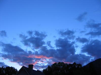 Nelson Sky, July 2005