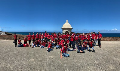 6th Grade Trip to Old San Juan
