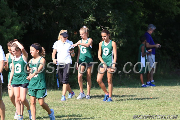 MS CROSS COUNTRY VS ST. PIUS  09-09-2019