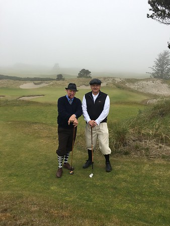 2017 AGS Bandon Dunes Hickory Match Play Invitational