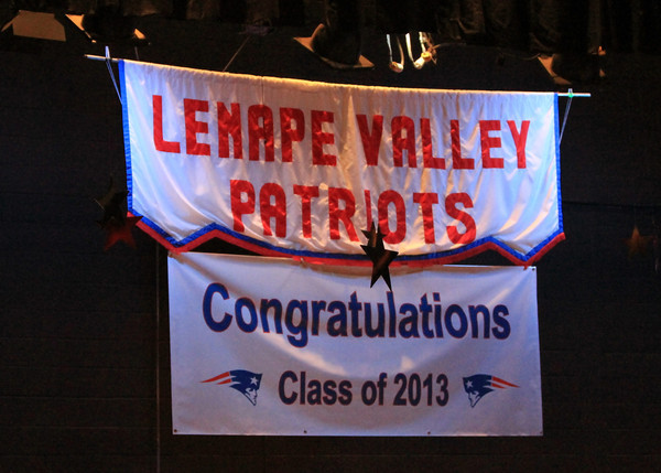 2013 Lenape Valley High School Graduation