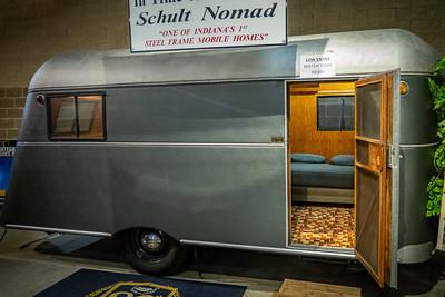 1939 Schult Nomad Trailer