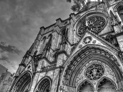 Black and White, travel photo
