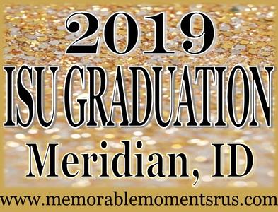 Idaho State University Graduation 2019