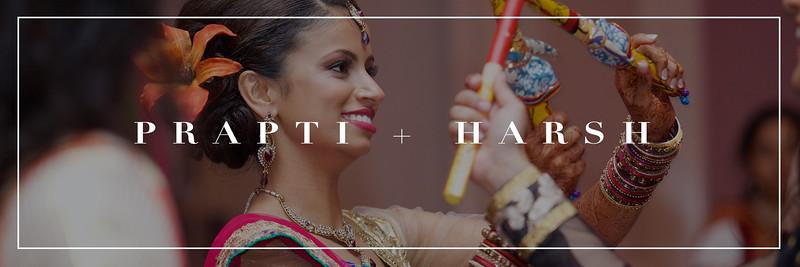 Prapti and Harsh