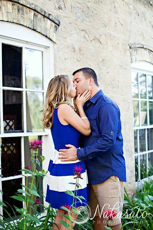 Amy & Anthony {engagement session}