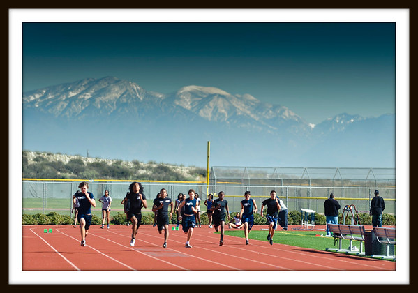 Jan 22, 2011:  Inland Valley All-Comers