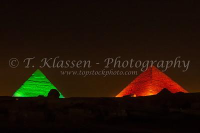 Giza and the Pyramids