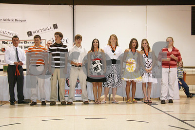Athletic Banquet 2008-09 Jr High and High School