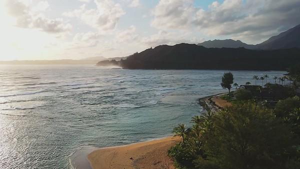 Haena Sunrise video by Alohaphotodesign