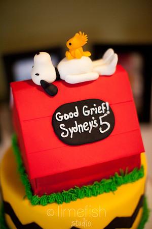Sydney's 5th Birthday  Party 2013