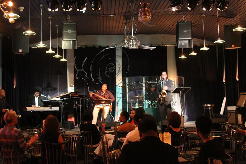 Bleu Orleans Jazz Festivals 2014