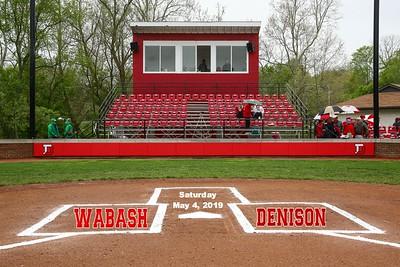2019 Wabash at Denison (05-04-19)