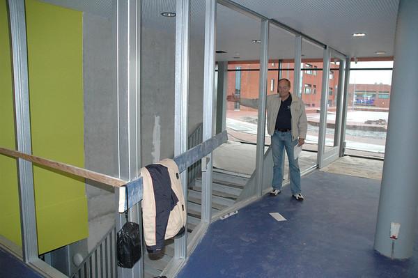 20061118 Oosterpoort gebreken 18 november 2011
