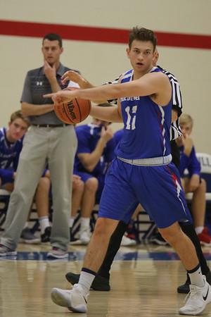 Boys' Varsity Basketball vs. Andover | December 7