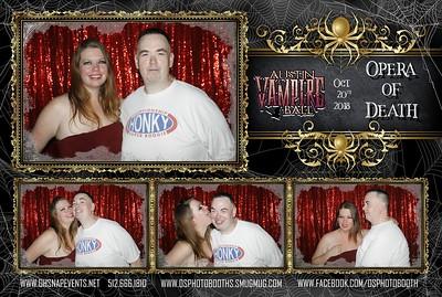 Vamp Ball 2018 & VIP Banquet