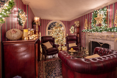 Betsy's Christmas House