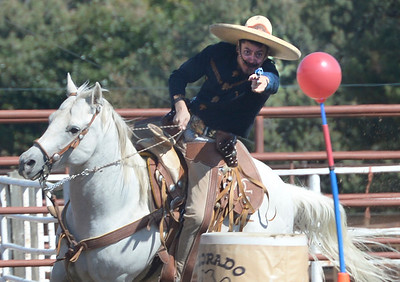 Photos: Mounted Shooting Competition at the Boulder County Fairgrounds