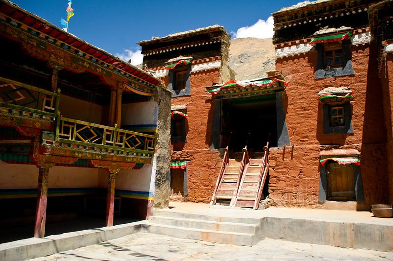 המנזר הגבוה בעולם