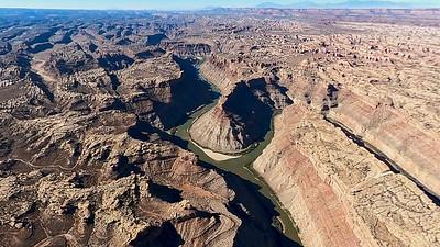 Colorado-Green Confluence October 2020