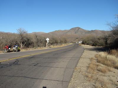 AZ- Red Hill Pass