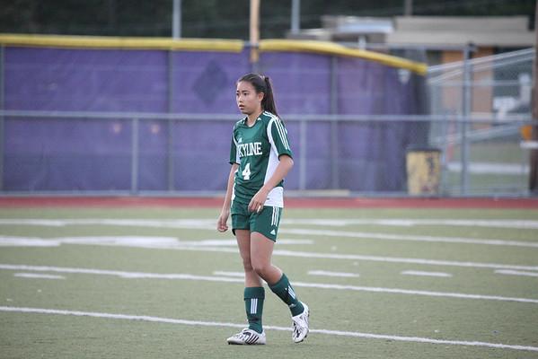 2010-10-19 IHS JV Girls Soccer vs Skyline