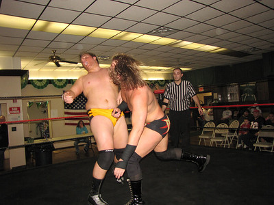 Full Spectrum Wrestling Go Hard or Go Home March 23, 2012