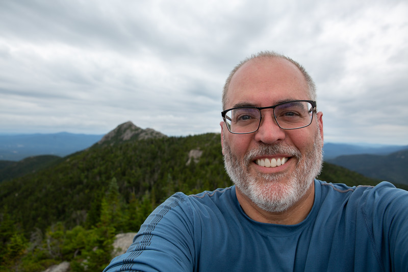 8/11/2018 Middle Sister and Chocorua via the Carter Ledge Trail....