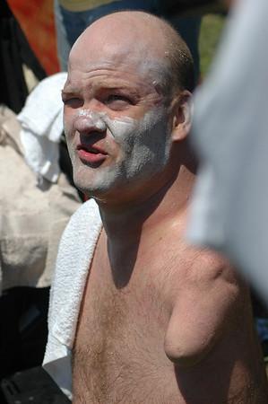 Great Chesapeake Bay Swim 2012