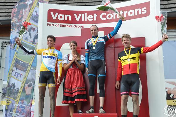 Benelux Kampioenschap Mountainbike Heren 2013