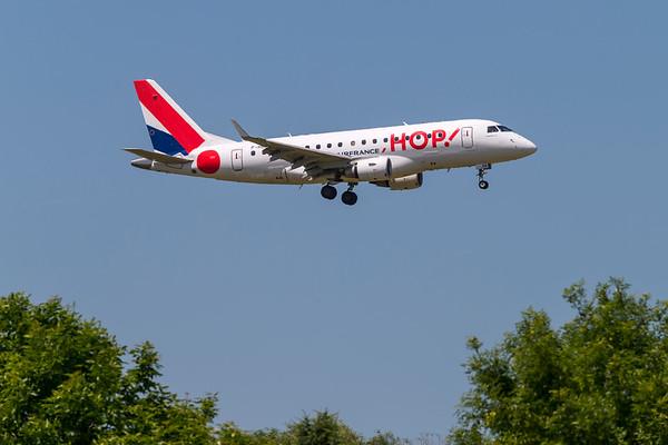 F-HBXK - Embraer 170