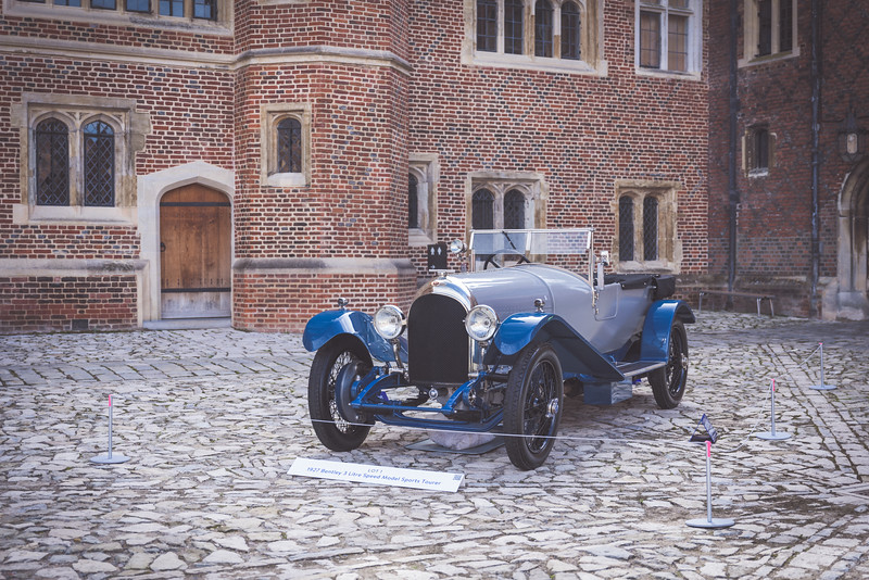 Concours Of Elegance 2020