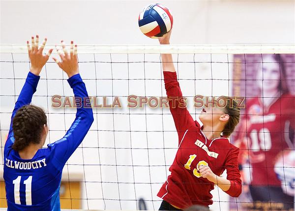 2017 New Brighton High School Girls Volleyball