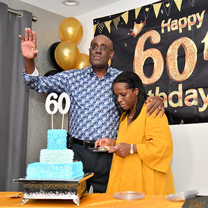 Dr. Folarin Olubowale's 60th Birthday