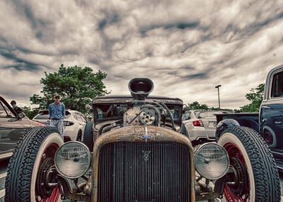 2015 Newtown Car Show