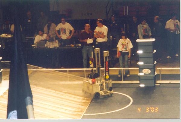 2003 West Michigan Regional
