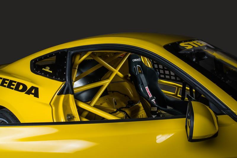 Steeda S550 Race Car interior.jpg