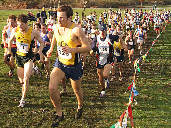 2005 Canadian XC Championships - Jeff Scull