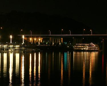 Market Street Bridge in Chattanooga