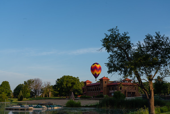 Great Balloon Race July 28, 2018