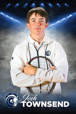 CCHS Tennis 2021
