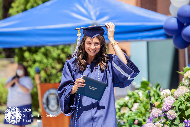 Dylan Goodman Photography - Staples High School Graduation 2020-249.jpg
